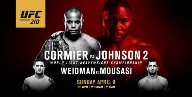 UFC210CormiervsJohnson2live